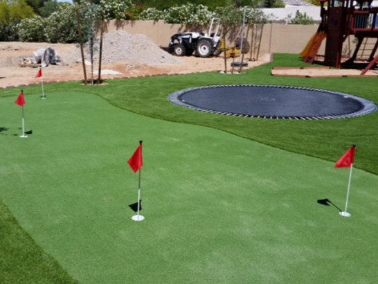 Artificial Grass Carpet Irwindale, California Putting Green, Backyard Makeover artificial grass